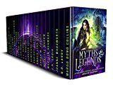 Myths & Legends: A Paranormal Romance and Urban Fantasy Boxed Set Collection (Kindle Edition)