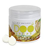 NEW! Lemon Doo Drops-Drop.Go.Flush / Home & Office W/ Flip Top- Traps the smell so no one can tell- 50 Flushes