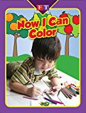 Now I Can Color (48 Assorted Fun Designs for Kids)