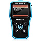 OBD2 Scanner, Topdon ABS/SRS Scanner Universal OBD ii Scanner OBDII Car Computer Diagnostic Tool Car Code Reader for DIY and Professional( Topdon Elite)