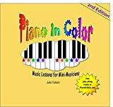 Piano In Color. Music Lessons For Mini-Musicians: (With Parent Guide) (Kindle Edition)