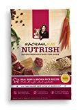 Rachael Ray Nutrish Natural Dry Dog Food, Beef & Brown Rice Recipe, 28 lbs