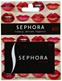 Sephora Gift Card $25