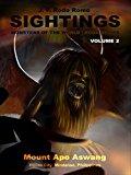 Sightings: Mount Apo Aswang (Kindle Edition)