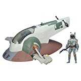 Star Wars Slave I with Boba Fett