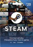 Steam Gift Card - $20