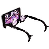 Stimuli VR 2VR - Black  Thin Mobile Hands Free, 3D Glasses