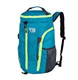TB TIBAG 35L/40L Packable Lightweight Waterproof Travel Sports Duffel Backpacks Bag (35L, FRUIT GREEN)