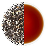 Teabox Assam Masala Chai Tea 3.5oz/100g (40 Cups) from India, Loose Leaf with natural Ingredients: Cinnamon, Cardamom, Black pepper, Clove, Ginger | Delivered Garden Fresh Direct from source