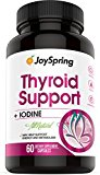 Thyroid Support Supplement (Weight Loss Formula) Thyroid Support Complex Best for Boosting Energy, Metabolism & Increasing Focus