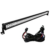YITAMOTOR 52 Inch Led Light Bar for Jeep, Truck, SUV, ATV, 4X4, Waterproof Driving Working Light with Free Wiring Harness, 300w - 27,000 Lumens