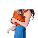 Zicac Child Carrier Slings Adjustable Baby Water Ring Sling Baby Carrier Infant Wrap (Orange)