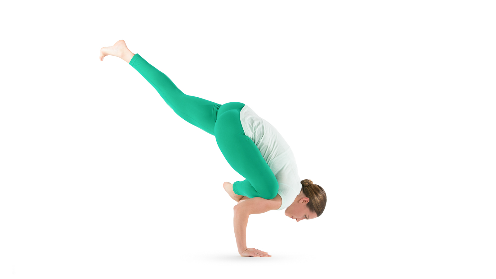 Flying Pigeon Pose Yoga International