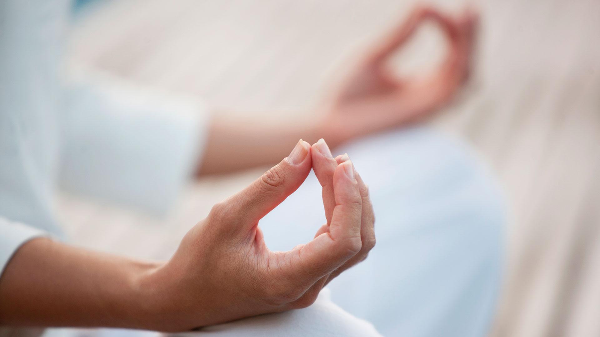 2 Meditation Mudras Yoga International