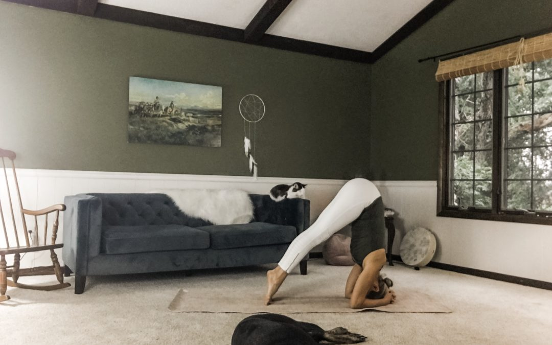 How to do Headstand for Beginners at Home