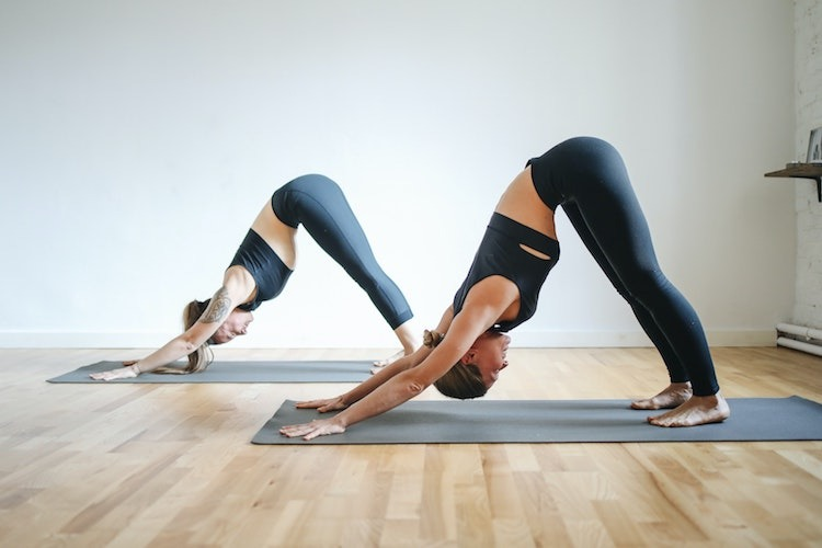 7 Yoga Poses for Breathing