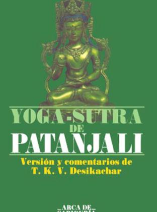tradução para o espanhol com comentário de Desikachar do primeiro livro de Yoga: Yoga Sutra de Patanjali