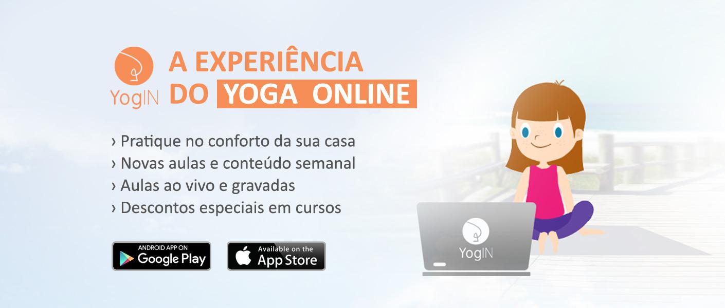 A experiência do Yoga Online
