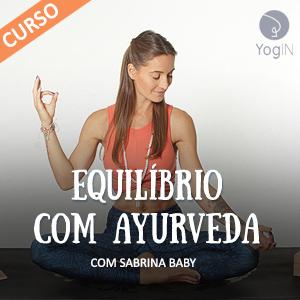 Curso Equilíbrio com Ayurveda