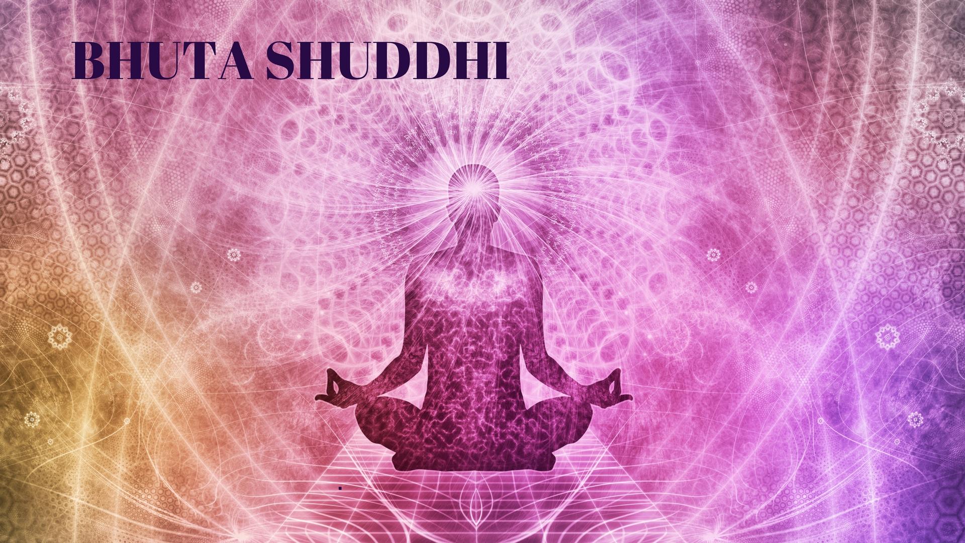 Bhuta Shuddhi – A limpeza periódica do corpo