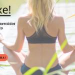 EXERCÍCIOS DE YOGA E RELAXAMENTO
