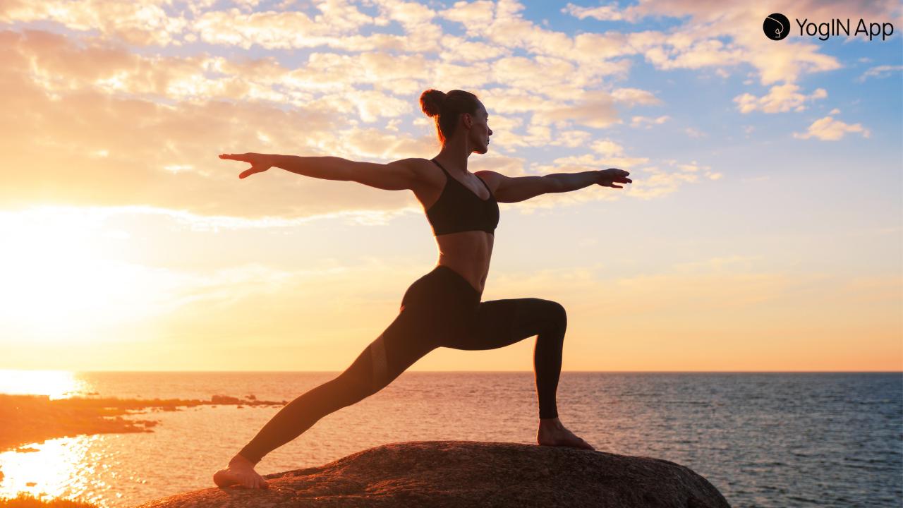 Por que o Yoga não é uma atividade física