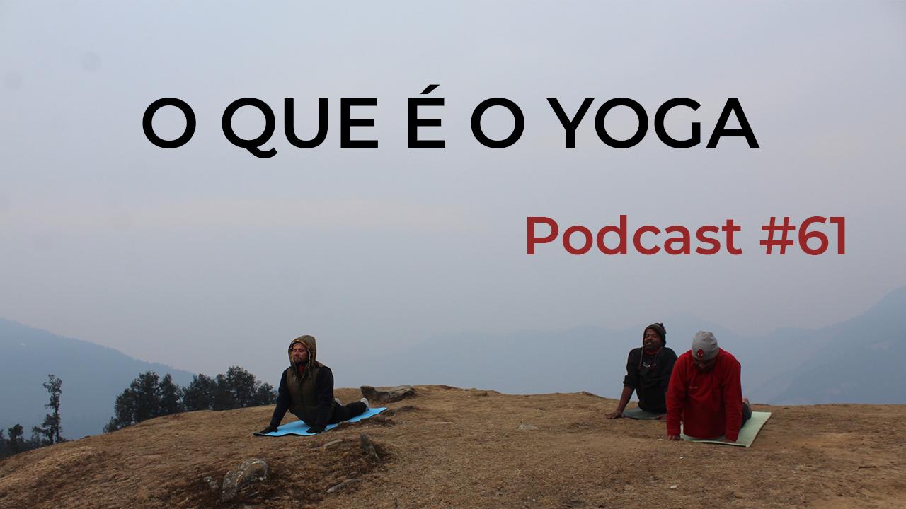 o que e o yoga