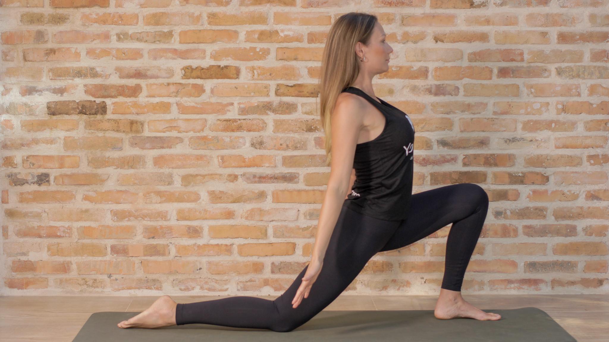 como fazer as posturas do yoga