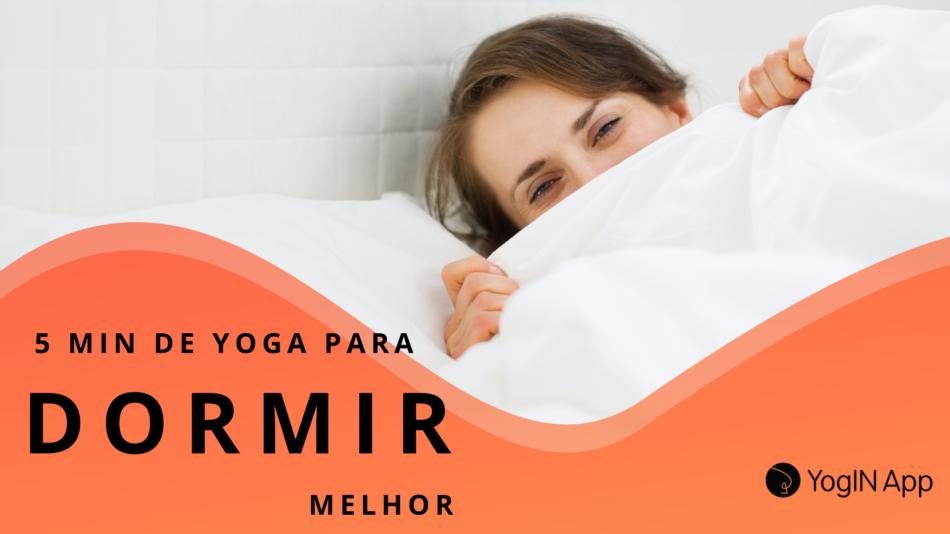 yoga para dormir melhor