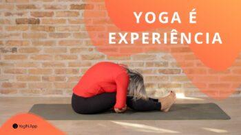Yoga e experiencia