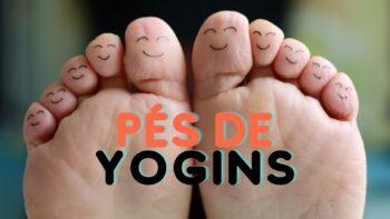pés de yogins