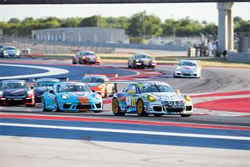Porsche GT3 Cup CA CTMP #2