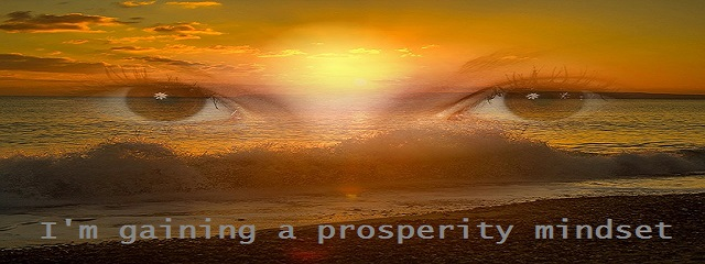 gaining prosperity mindset