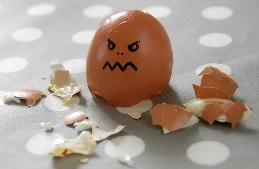 bad egg characteristics