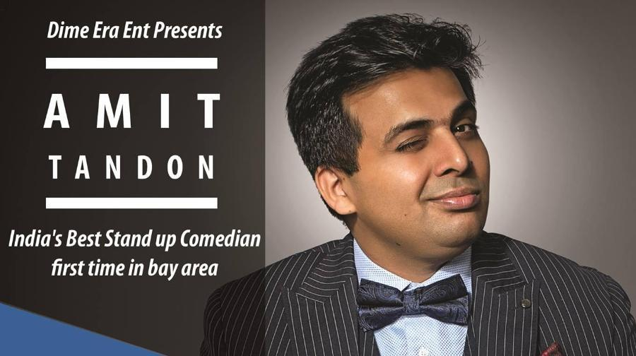 yollay amit tandon live first time in bay area