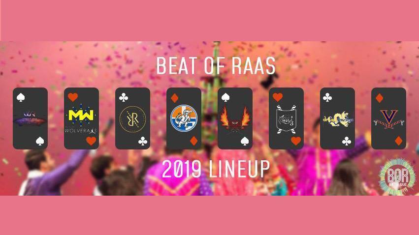 Beat Of Raas 2019 Dance In East Brunswick On Jan 26