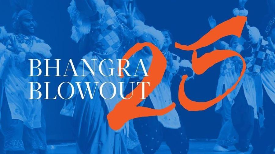 Bhangra Blowout 2018 Competition in Washington on Apr 07