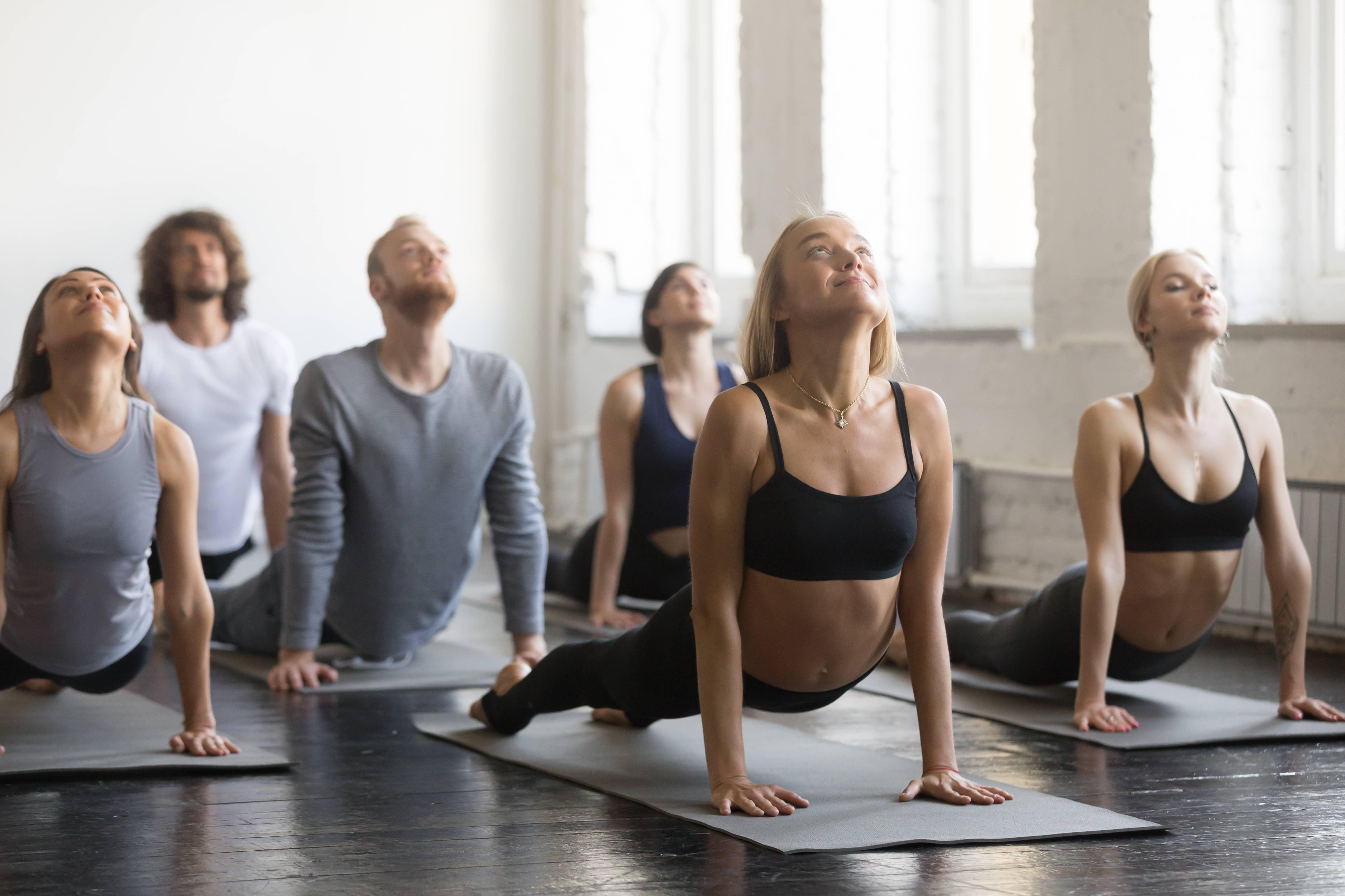Yang & Yin Yoga