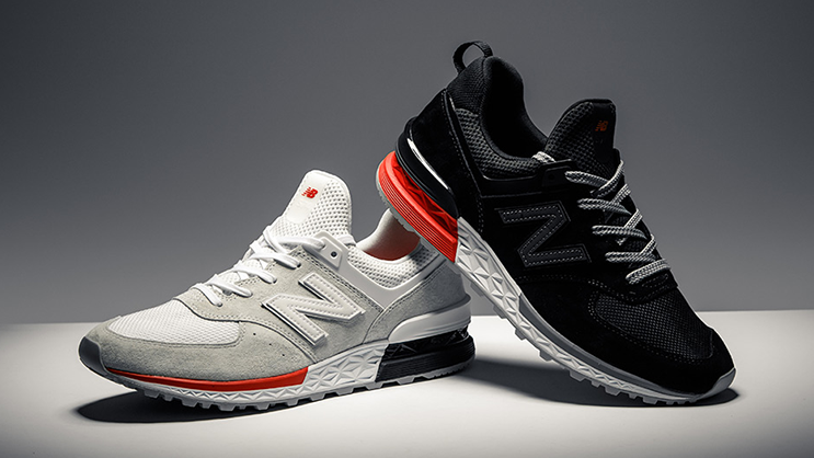 lowest price 0b346 52606 The newly designed 'New Balance 574 Sport' arrives this ...