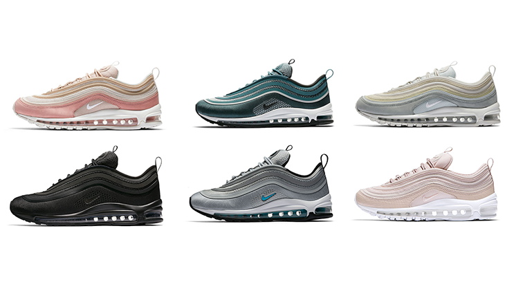 brand new 17188 62382 Gearing for a new month, Nike Sportswear has just unveiled major Nike Air  Max 97 line-up for the entire August 2017, which includes up 13 new  colorways.