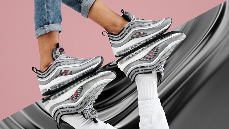 The Nike Air Max 97 Ultra '17 releasing in