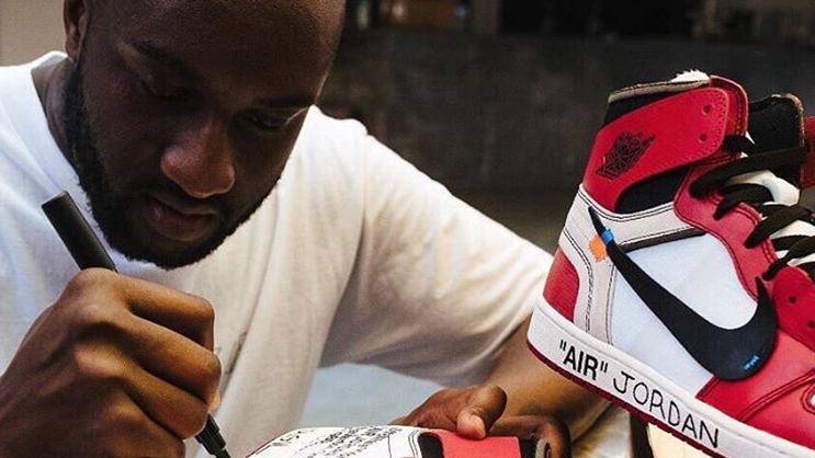 ea6a4f63b9 Ahead of the 31st annual 2017 FN Achievement Awards, set to take place next  month in New York, Virgil Abloh has scored the coveted Shoe of the Year  honour.