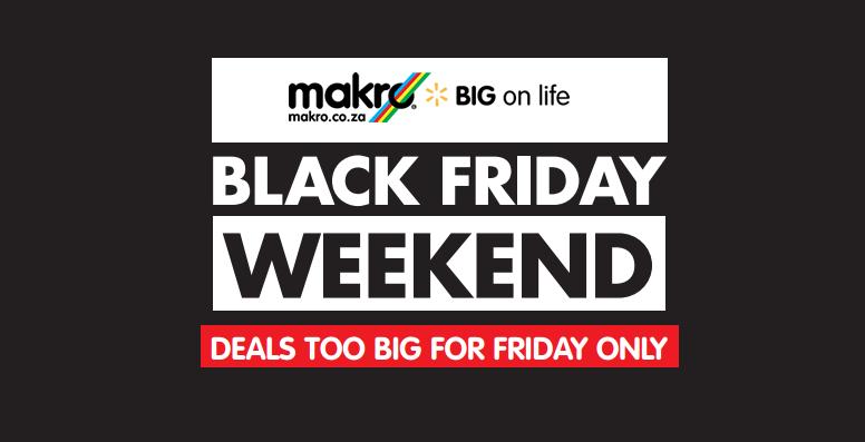 Makro Black Friday Deals 2017 Yomzansi