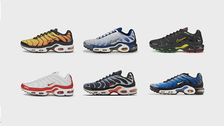 The History of Nike Air Max Plus