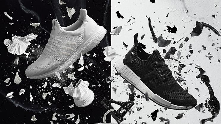 The adidas Consortium Sneaker Exchange Pairs up INVINCIBLE