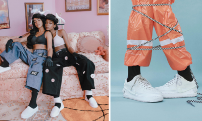 check out 97ca7 acbd0 Fashion. Nike asked 14 Female employees to redesign the Air Force 1 ...