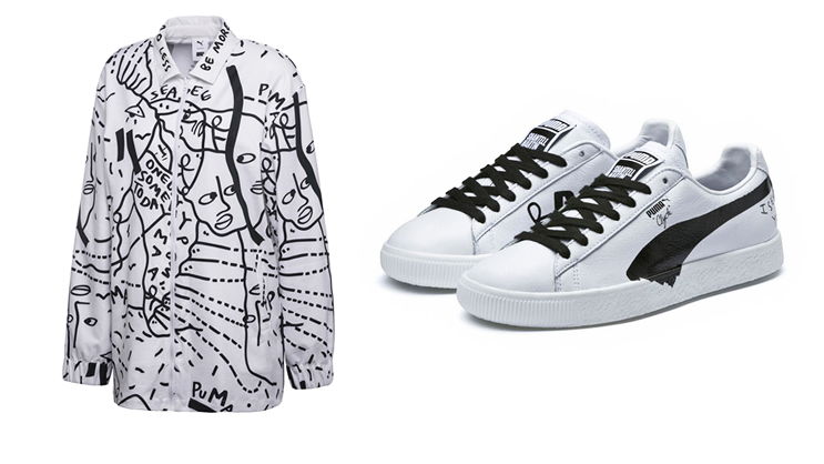 size 40 a044a 2079a Products you should buy from PUMA x Shantell Martin ...