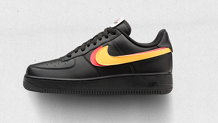 100% authentic 25486 3d393 Also joining this years NBA All-Star Weekend lineup is the Nike Air Force  1 Low with removable swooshes.