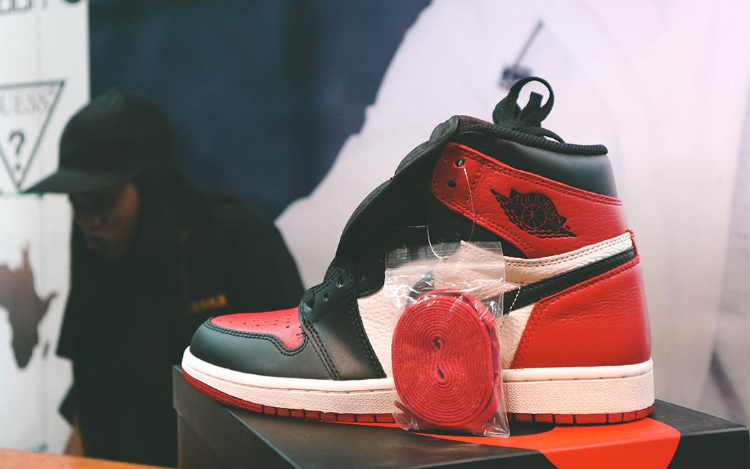 RELEASE REWIND: Air Jordan 1 \