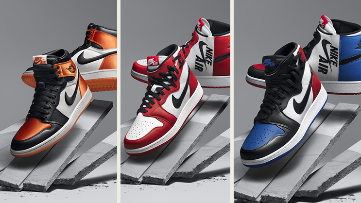 The Jordan Brand will be giving ladies some special treat next month with  their upcoming Women s Air Jordan 1 Icons release. 027a2ef24